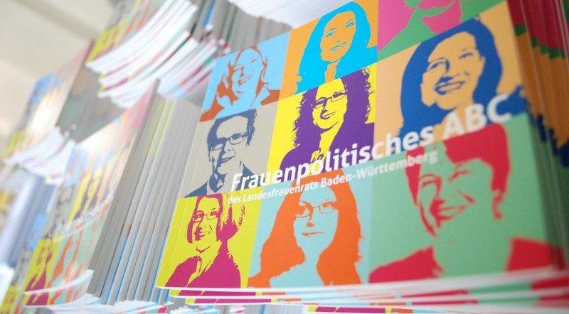 Frauenpolitisches ABC des Landesfrauenrats Baden-Württemberg