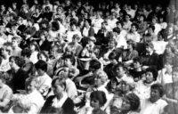 1986 - Frauen in der Gesellschaft von morgen. 1500 Frauen beim Kongress in Fellbach