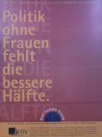 1999 - Plakataktion zur Kommunalwahl
