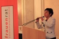 Frauenministerin Katrin Altpeter MdL