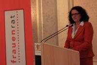 LFR-Vorsitzende Angelika Klingel