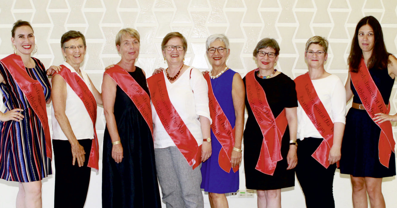 50 Jahre Landesfrauenrat - #wirbleibendran