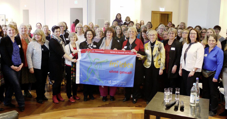 Frei Leben ohne Gewalt - gegen Gewalt an Frauen und Mädchen