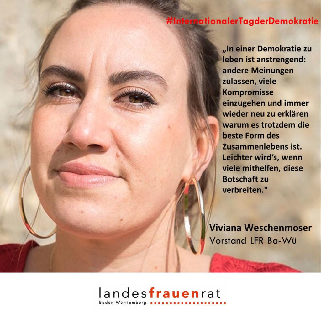 Viviana Weschenmoser Tag-der-Demokratie 15.09.2020
