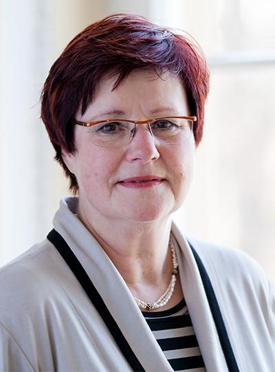 Prof. Dr. Ute Mackenstedt, Beisitzerin, Verband Baden-Württembergischer Wissenschaftlerinnen